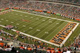 Rams Bengals Football: Cincinnati, OH - Paul Brown Stadium Panorama
