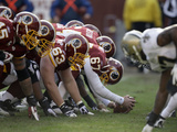 Saints Redskins Football: Landover, MD - Redskins Line