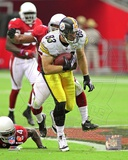 Heath Miller 2011 Action