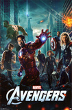 Buy Avengers - One Sheet from Allposters