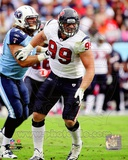 J.J. Watt 2011 Action