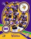 Minnesota Vikings 2011 Team Composite