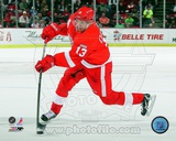 Pavel Datsyuk 2011-12 Action