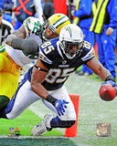 Antonio Gates 2011 Action