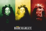 Bob Marley-Flag