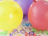 Buy Party Balloons and Curly Ribbons at AllPosters.com