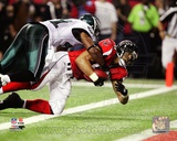 Tony Gonzalez 2011 Action