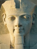Statue in Luxor - Egypt