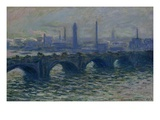 Waterloo Bridge (1902)