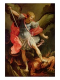 Buy The Archangel Michael Defeating Satan at AllPosters.com