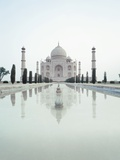 Taj Mahal at Morning
