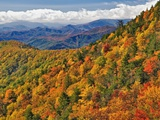Appalachian Mountains in Autumn