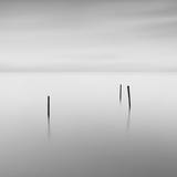 Pier Posts in Water