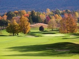 Golf course in Manchester, Vermont