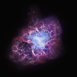 Neutron Star at the center of the Crab Nebula