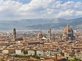 Florence Italy, skyline