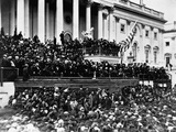 Second Inauguration of President Abraham Lincoln