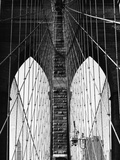 Brooklyn Bridge No.4 Photographic Print