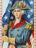 Postcard Commemorating Washington's Birthday