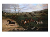 The Oakley Hunt Giclee Print