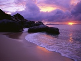 The Baths in Virgin Islands Photographic Print