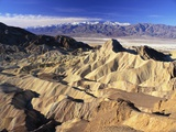 Golden Canyon at Death Valley