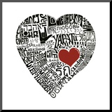 Amour en 44 langues