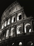 Colosseum Archways Photographic Print