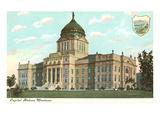 State Capitol, Helena, Montana