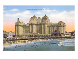 Hotel Traymore, Atlantic City, New Jersey