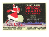 Advertisement, St. Paul Carnival, Minnesota
