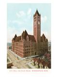 City Hall and Courthouse, Minneapolis, Minnesota