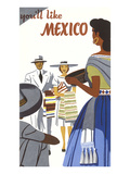 You'll Like Mexico Poster