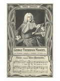 George Frederick Handel and the Messiah