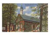 Home Moravian Church, Winston-Salem, North Carolina