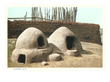 Primitive Ovens, New Mexico