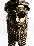 Nineveh: Bronze Head