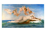 The Birth Of Venus Giclee Print
