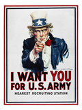 World War I: Uncle Sam