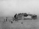 Drought: Dust Storm, 1936