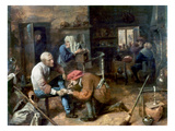 Village Barber-Surgeon