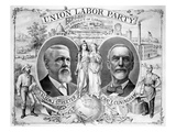 Buy Presidential Campaign, 1888 at AllPosters.com