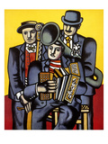 Buy L?Ger: Musicians, 1944 at AllPosters.com
