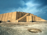 Iraq: Ziggurat In Ur