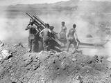Korean War: Artillery