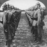 World War I: German Troop