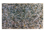 Pollock: Number 1 Giclee Print