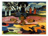 Gauguin: Day Of God, 1894