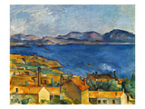Buy Cezanne:Marseilles,1886-90 at AllPosters.com