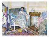 Frieseke: In The Boudoir